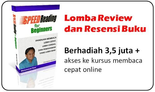 lomba review buku
